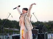 今井麻美さんの初の野外ステージでの開催となった淡路島アコースティックライブレポート