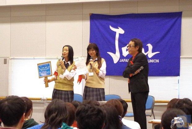 「文芸あねもねR」が日本俳優連合のチャリティーバザーに出店
