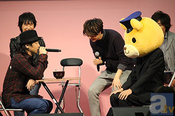 【AGF2014】『カレイド イヴ』トークイベント詳細レポ