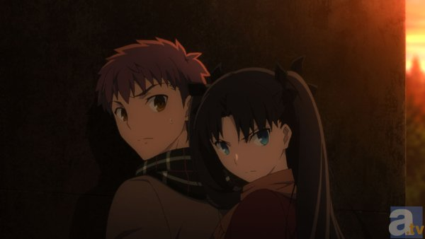 Fate/stay night [Unlimited Blade Works] 二人の距離