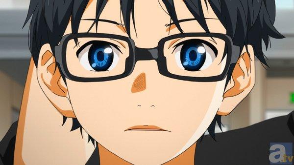 テレビアニメ『四月は君の嘘』#11「命の灯」より先行場面カット到着