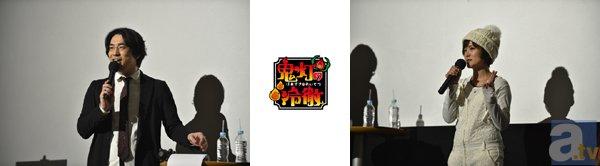 『鬼灯の冷徹』OAD先行上映イベント初日舞台挨拶レポ