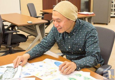 『アドベンチャー・タイム』にゲスト参加した湯浅監督インタビュー
