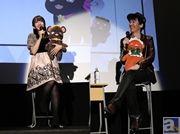 幾原邦彦監督と荒川美穂さんが語る作品の魅力とは? 『ユリ熊嵐』先行上映会レポート