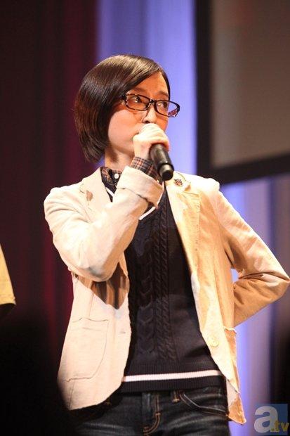 ▲水橋かおりさん<br>(水嶋悠人/リリ役)