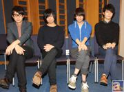 ツキノ芸能プロダクションに新ユニット、SolidS誕生! メンバーを演じる江口拓也さん、斉藤壮馬さん、花江夏樹さん、梅原裕一郎さんにインタビュー