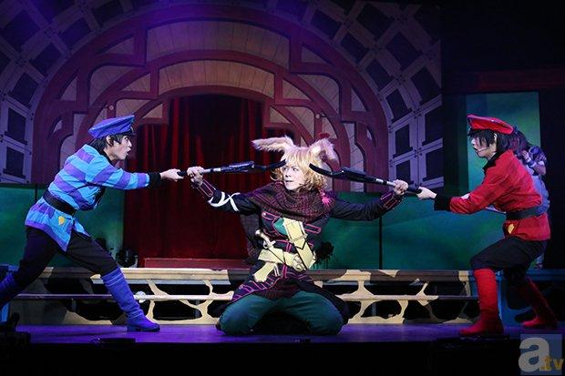 ミュージカル「ハートの国のアリス~The Best Revival~」メインビジュアル解禁! 日替わりアフターイベントの開催も決定! -9