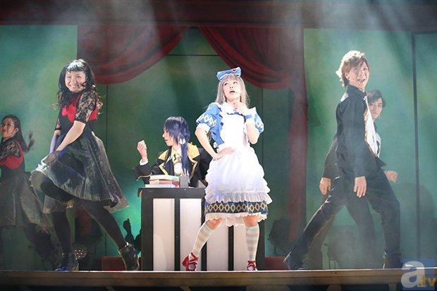 ミュージカル「ハートの国のアリス~The Best Revival~」メインビジュアル解禁! 日替わりアフターイベントの開催も決定! -14
