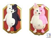 『ダンガンロンパ 1・2 Reload』DECO☆RICH、モノクマや苗木誠など全8種が発売決定