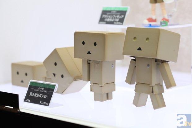 【WF2015冬】『デート・ア・ライブ』や『Fate』のほか、ロボットアニメやアメコミからも続々商品化! ワンダーフェスティバル2015[冬]コトブキヤブースをフォトレポート!その2-19