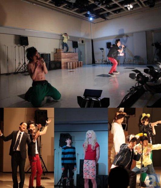 恵比チリDANの舞台版『ぱんきす!3次元』より公演レポが到着!