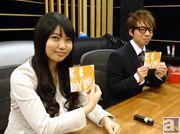 ファンの歌声がCDに入る!? 「smileY inc.」大坪由佳社長とゆうゆ秘書の社歌収録イベントレポート