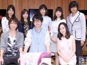江口拓也さんや、潘めぐみさん、島﨑信長さんら、人気キャストが勢揃い! TVアニメ『俺物語!!』記者会見 速報レポート