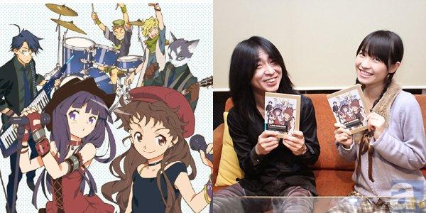 『ログホラ』サントラ2発売記念・高梨康治さん&松井恵理子さん対談