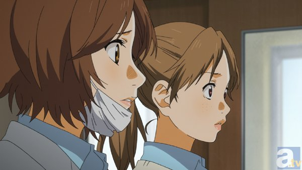 テレビアニメ『四月は君の嘘』#21より先行場面カット到着