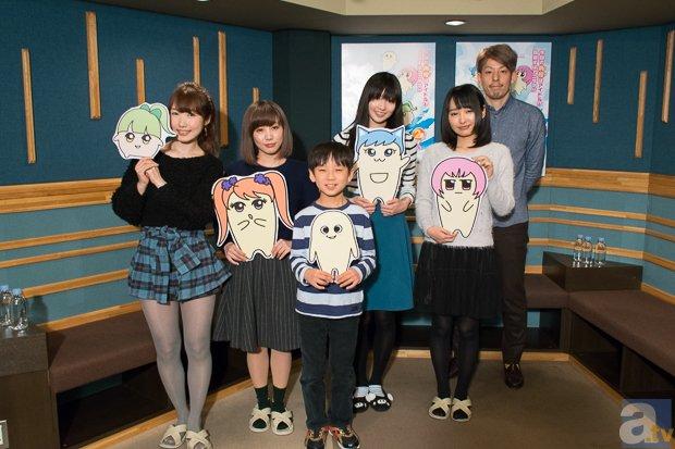 『にゅるにゅる!!KAKUSENくん 2期』記者発表会レポ