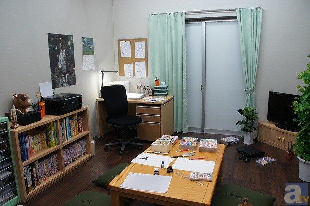 ビッグサイトに野崎くんの家が登場【AJ 2015】