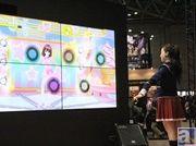 画面上で3Dの心実が可愛いダンスを披露! 『ガールフレンド(仮)』新作学園リズムゲーム体験レポート!【アニメジャパン2015】