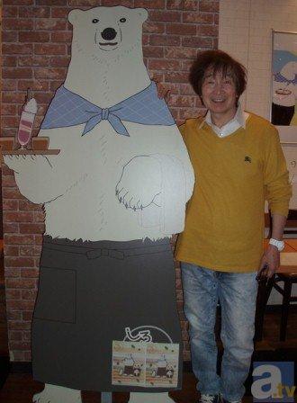 BD-BOX「しろくまカフェ」発売記念イベより公式レポート到着
