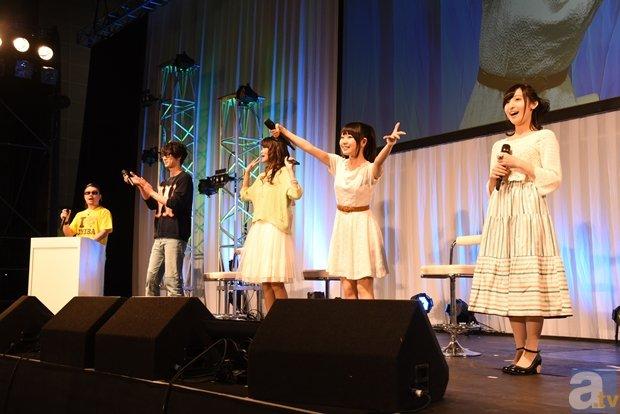 『俺ガイル。続』トークショーレポート【アニメジャパン 2015