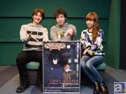 瀬名快伸さん、島﨑信長さん、高垣彩陽さんが出演するアニメ『VAMPIRE HOLMES』から放送直前キャストコメントが到着!