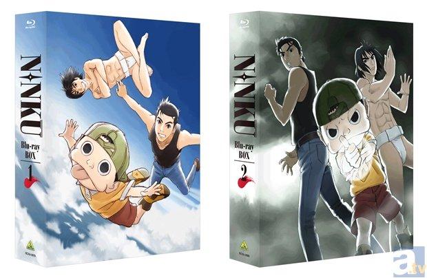 『NINKU-忍空』放送20周年記念! BD-BOXイベ開催決定