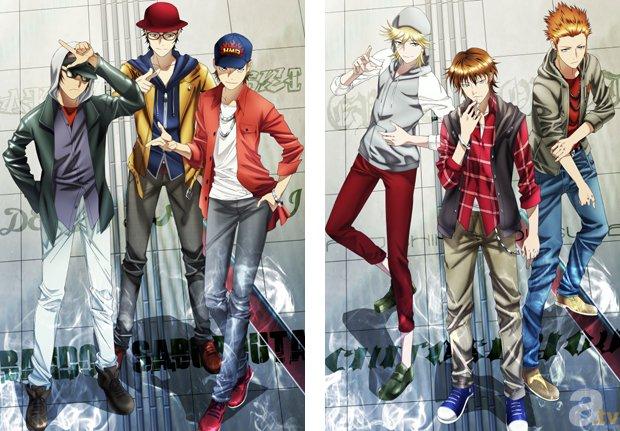 TVアニメ『K』第二期、10月より放送決定! その他、新情報も