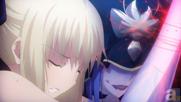 Fate/stay night [Unlimited Blade Works] 決別の刻