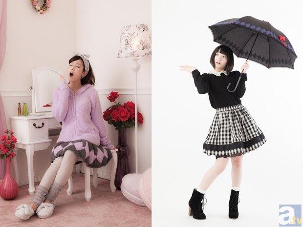 『まどマギ』から暁美ほむらをイメージしたルームウェアと傘が登場