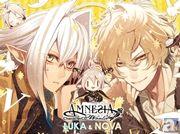 『AMNESIA World』キャラクターCDシリーズ最新作から、細谷佳正さんと花江夏樹さんの公式インタビューが到着!