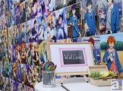 森久保祥太郎さんや緑川光さんを始めとする大人気声優陣が多数参加する注目のアプリ! ゲーム『あんさんぶるスターズ!』のオンリーショップをフォトレポート