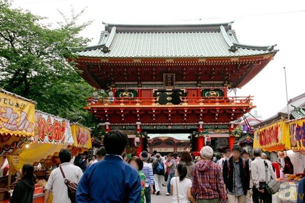 ▲神田祭1日目午前。雨、やんだー!