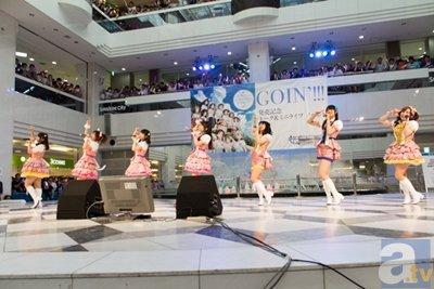 『シンデレラガールズ』新曲「GOIN'!!!」発売イベントレポ