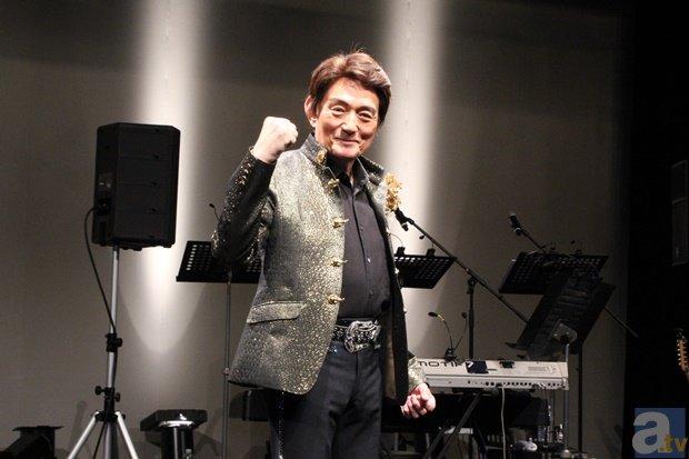 『ささきいさお デビュー55周年バースデーライブ』リハーサルレポ