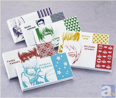 cc7634254a35 京都×『黒子のバスケ』西陣織長財布を限定販売! | アニメイトタイムズ