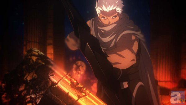Fate/stay night [Unlimited Blade Works] 理想の末路(こたえ)