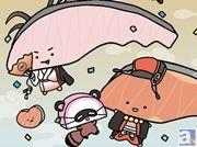 『曇天に笑う』×『KIRIMIちゃん.』SPコラボが決定! 中村悠一さんらキャスト登壇のファンイベントでコラボグッズも販売!