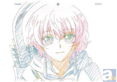 アニメ『暁のヨナ』原画セレクションTwitter投票企画スタート