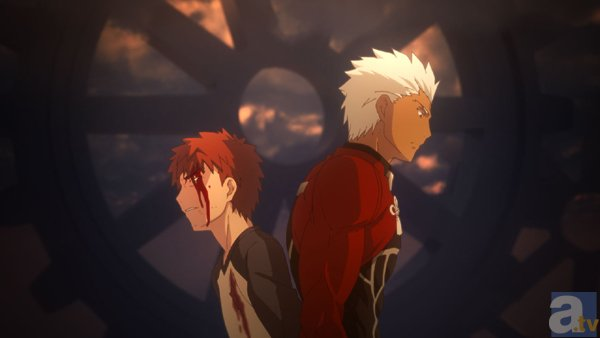 Fate/stay night [Unlimited Blade Works] Unlimited Blade Works.
