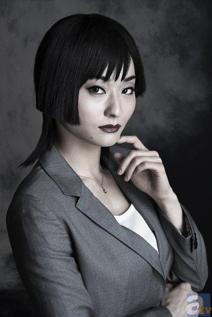 ▲網埜優花役・吉川麻美さん