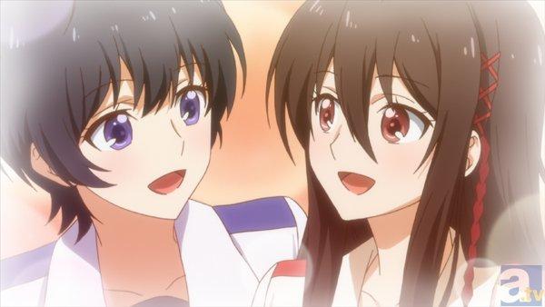 TVアニメ『ミカグラ学園組曲』第11話より先行場面カット到着