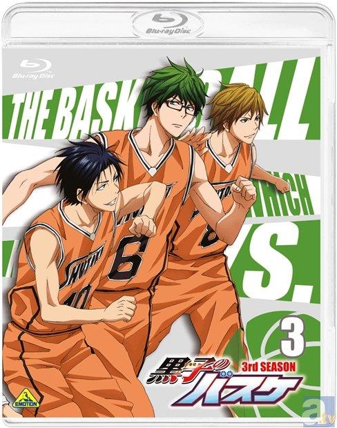 まもなく最終回のTVアニメ『黒子のバスケ』第3期、小野賢章さん・小野友樹さん・神谷浩史さんら出演者9名よりコメント到着!