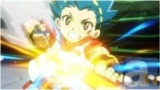 次世代ベーゴマ「ベイブレードバースト」が来春TVアニメ化決定