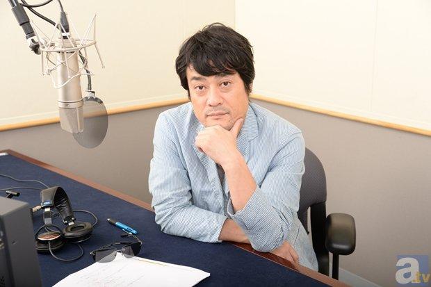 藤原啓治さん ムービープラス『吹替王国』第一弾記念インタビュー