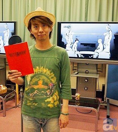 『ULTRAMAN』の主人公を演じる木村良平さんに魅力を聞いた!