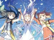 ポニーキャニオン×A-1 Picturesが贈る劇場アニメ『ガラスの花と壊す世界』、花守ゆみりさんら3名のメインキャストが判明