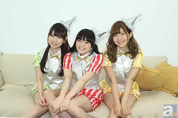 i☆Ris 9thシングル、ドレシ組の想う魅力とは