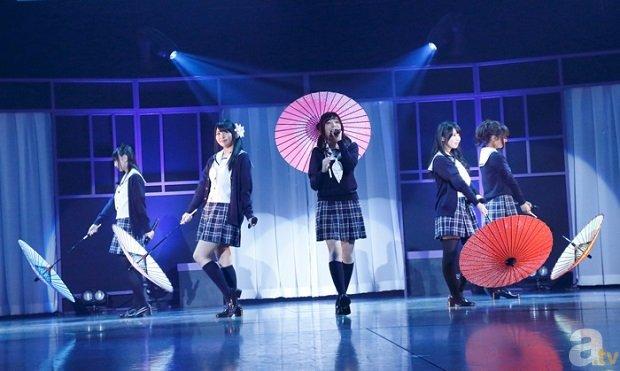 『ハナヤマタ』トーク&イベントのBD&DVDが発売決定!