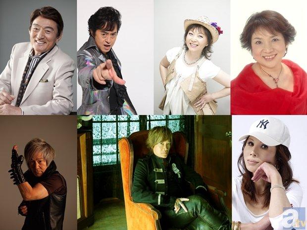日本コロムビアのアニソン50周年コンサートが開催決定