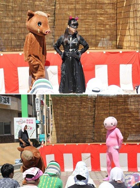 福井さん・儀武さん・広橋さん、ももねこ様に祈願する奇祭へ! 「ももねこ様祭」&「桜田麻音ステージショー」公式レポ到着-4